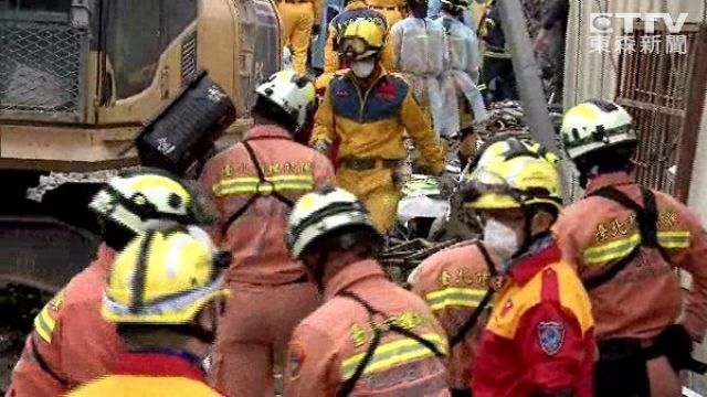 地震搜救隊撤離 背後原因竟然是…