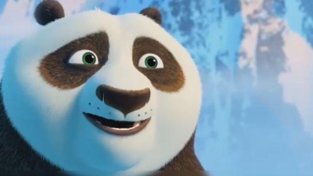「功夫熊貓3」狂吸87億 台灣得等到4月