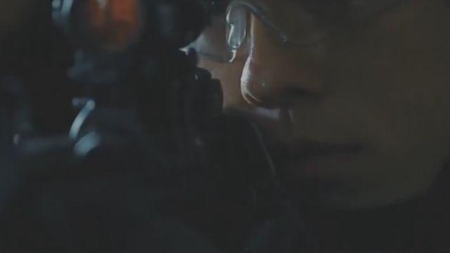 國軍展示防恐戰力 夜鷹反劫機威風入鏡