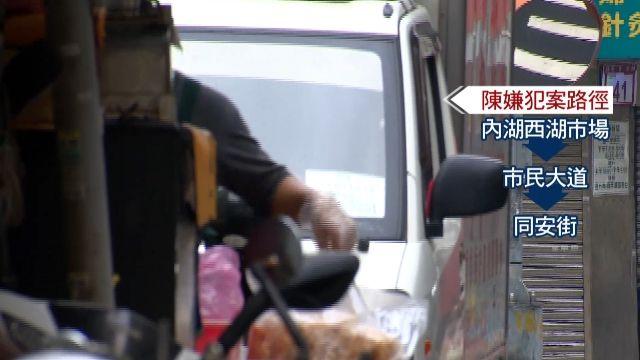 趁貨車司機送貨未上鎖 慣竊開車門偷包包