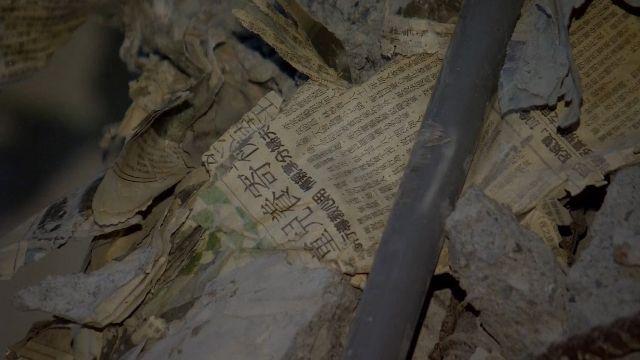 台南大樓主梁震裂列危樓 住戶驚:內夾水泥袋
