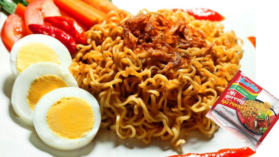 全球第一好吃的印尼營多泡麵!成功關鍵竟然是..