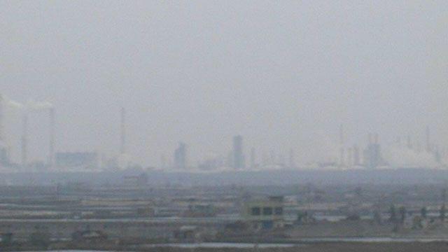 今晚明晨最冷 北台探12℃ 中南部有沙塵