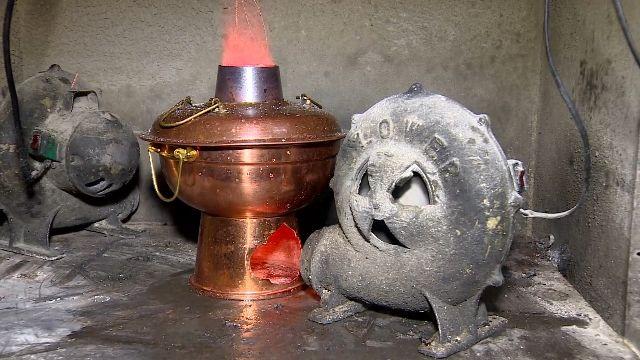 炭火煮較香 名店「加裝通風設備」讓空氣流通