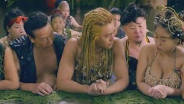礙文化部限額 超夯「美人魚」台無法上映