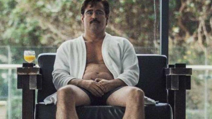 好萊塢種馬柯林法洛 竟是超級暖男...