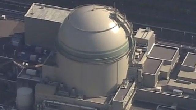 日關西核電廠 驚傳輻射廢水外洩
