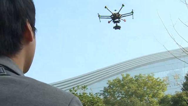 「無人商機」振翅高飛 大陸市值兩千億