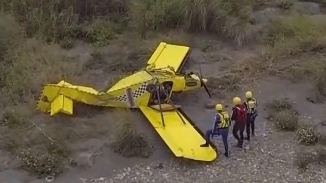 輕航迫降!機上1男1女溜了 飛安會調查