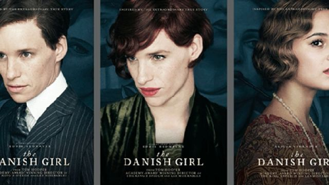 《丹麥女孩》真的是女孩?