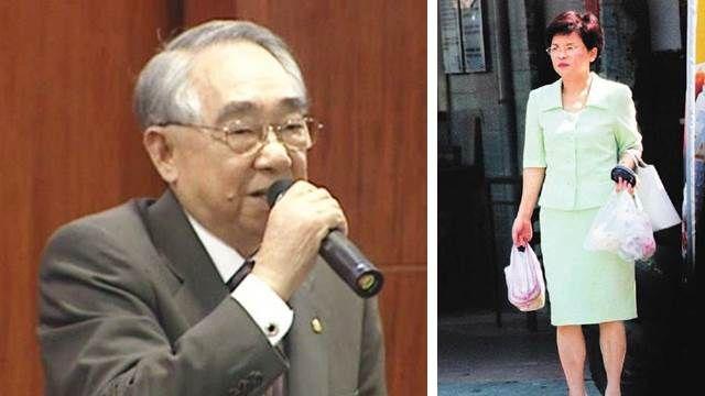 張榮發87歲必娶女人  神秘李阿姨逼婚爭產內幕?