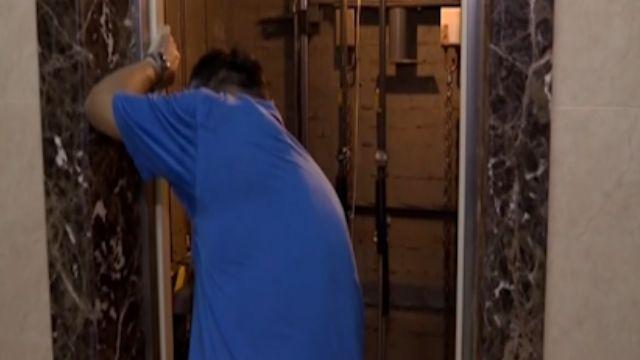 電梯夾殺母子 二審逆轉判技術員有罪