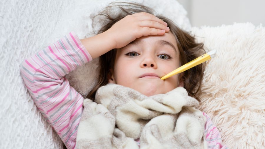 流感發燒北高醫院病床爆滿  高雄29班停課