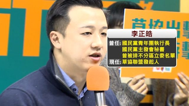 「草協」李正皓涉拍不雅影片 北檢擬約談