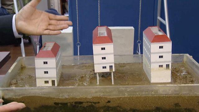 土壤液化區蓋屋! 打基樁、連續壁穩固建物