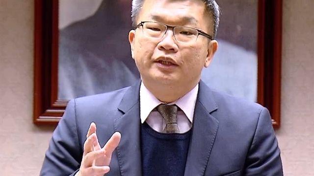 公民記者進立院 蔡其昌:開放是唯一立場