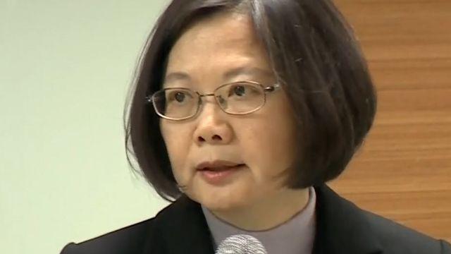 蔡英文台中參訪 林佳龍:盼中央放權讓利
