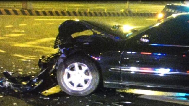「黑支」又闖禍!酒駕撞2車 酒測值高達1.18