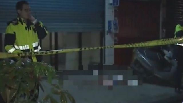 新店街頭鬥毆成砍殺案!高中生砍殺52歲男