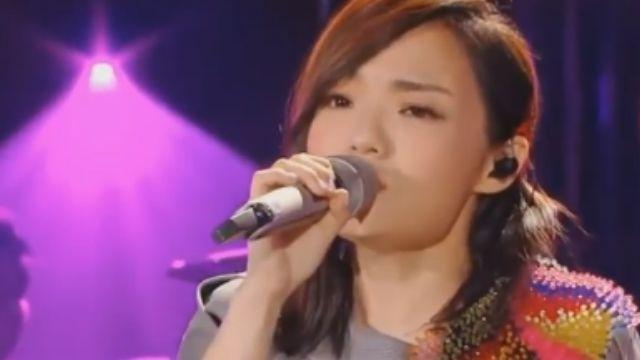 徐佳瑩深情唱「不痛」 李玟:我起雞皮疙瘩