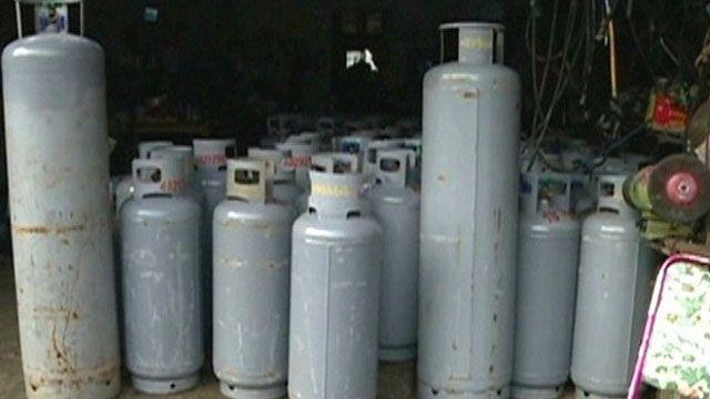 好消息!桶裝瓦斯估降價 每桶省10元