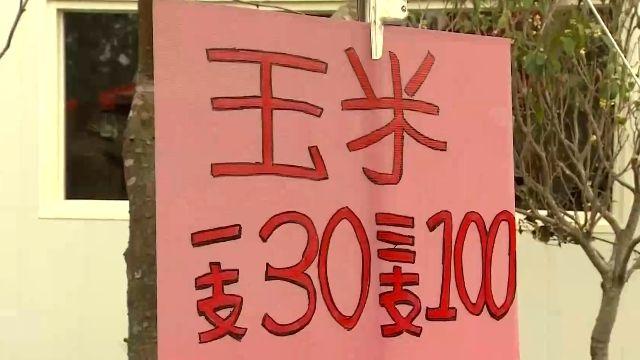 一支30... 三支100?! 玉米到底賣多少錢?