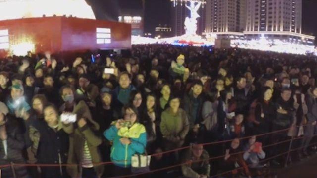 台灣燈會單日湧369萬人次 人潮爆滿險釀衝突