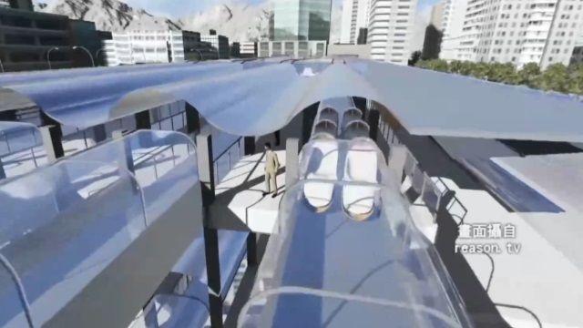 選在加州!Tesla馬斯克「超級懸浮列車」動工
