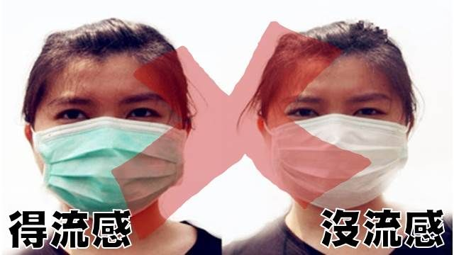 流感肆虐!你口罩戴法對嗎?