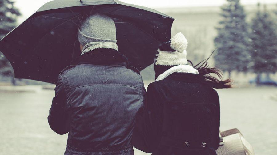 好天氣再見!下雨濕冷記得帶傘出門