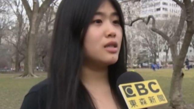 爭取中央公園辦台灣之夜 資金不足 台女落淚