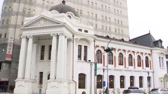 百年巴洛克式建築「台中市役所」 文創新地標