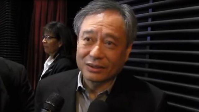 李安怒了! 領頭抗議奧斯卡歧視亞洲人