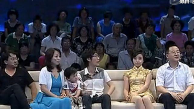 50歲辣媽帶19歲小老公上電視 前夫也湊一腳!