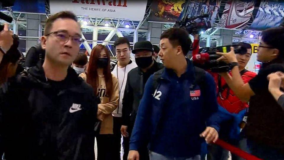 【影片】周子瑜39小時返台旋風 今晨搭機回韓國