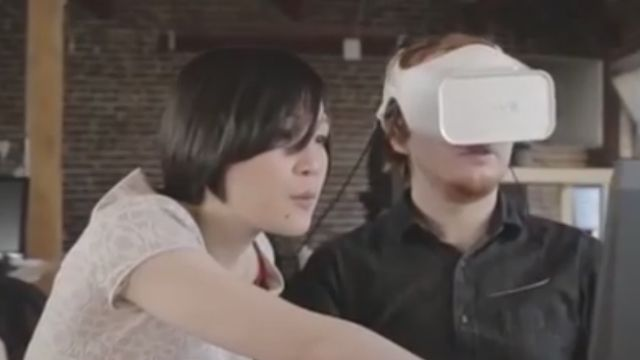 7年級日本女生創業攻VR 成功吸引郭董投資