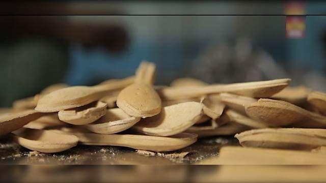不再怕浪費!印度人發明可食用免洗餐具