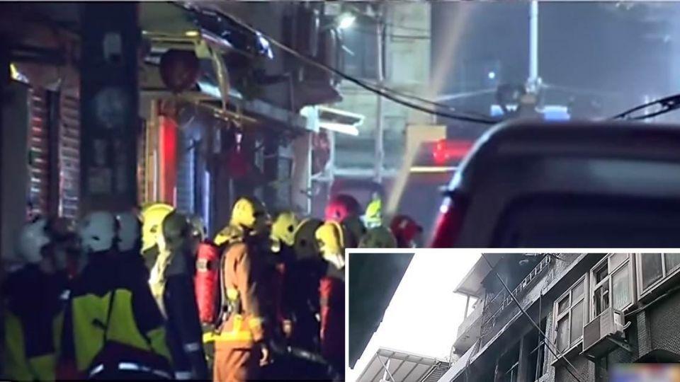 【影片】一場大火燒死6人!湯姓嫌犯認了。。。