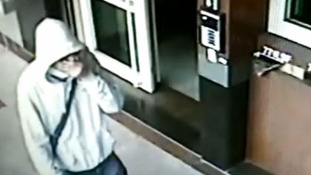 持槍3分鐘搶銀行23萬 警8小時逮人破案
