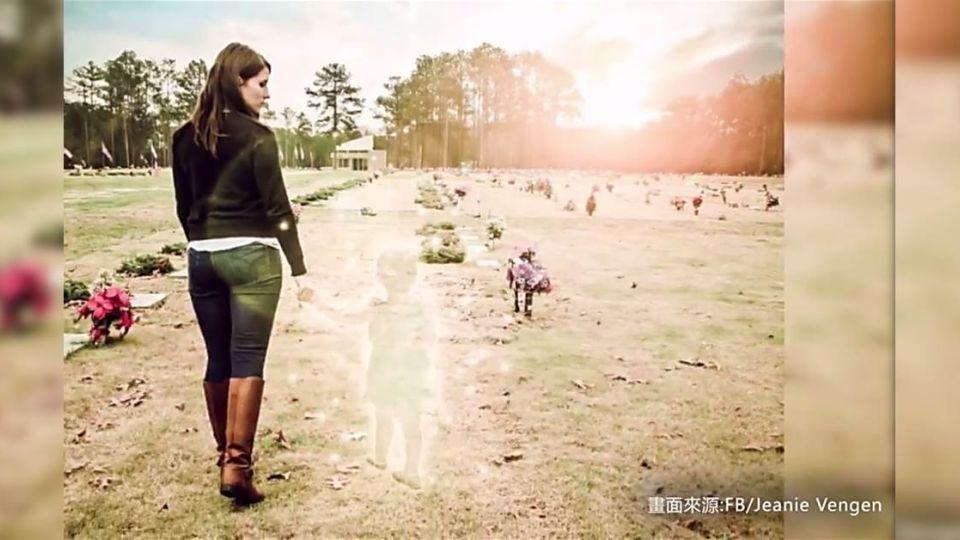 溫馨合成照紀念女兒 背後真相令人震撼...