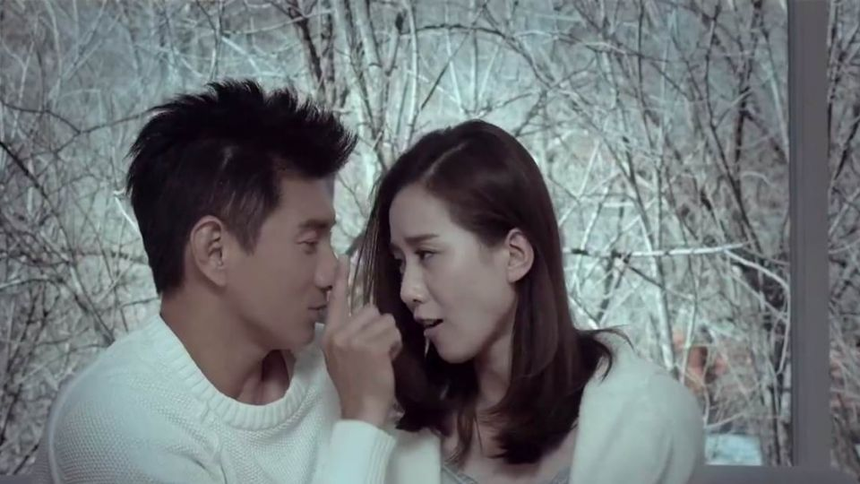 吳奇隆劉詩詩婚後更大膽 新MV《手牽手》30秒狂啵8次