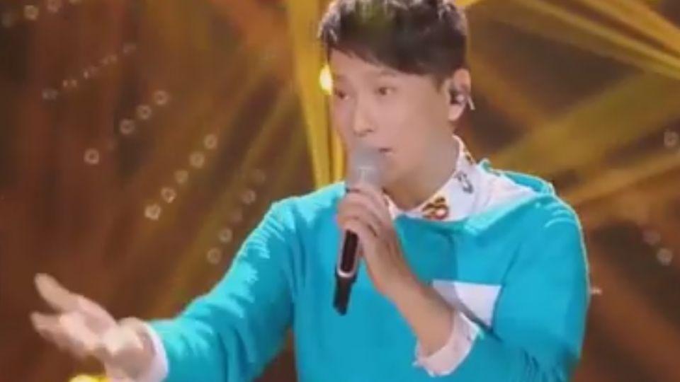 張信哲9首金曲串燒 「我是歌手」突圍賽奪冠