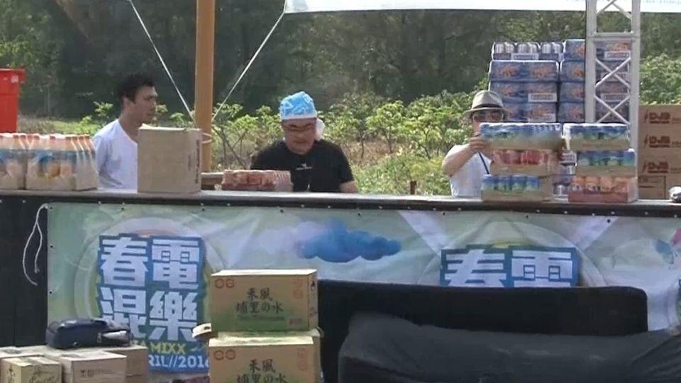 墾丁音樂季開場 「春電混樂」農地違法開趴