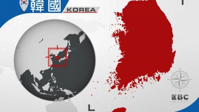 北韓測新防空武 金正恩視察:很滿意