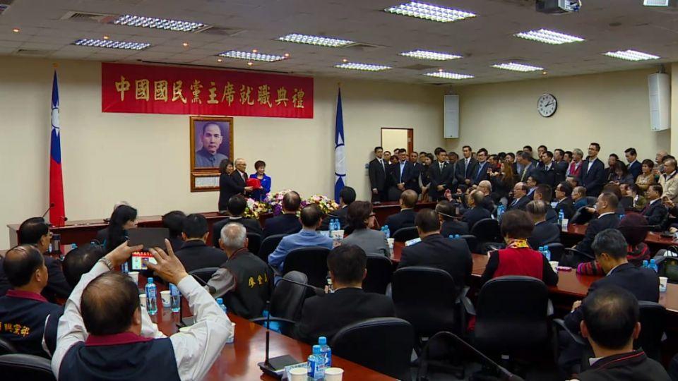 「給年輕人機會」 李四川千言書談國民黨改革