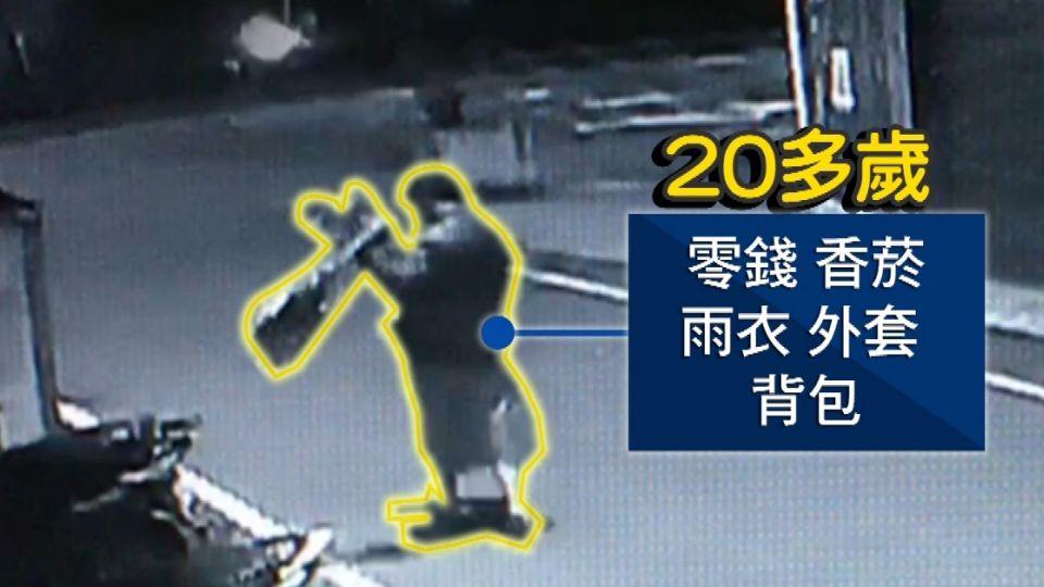 隨機翻車箱取財物 輔大學區遭小偷闖入