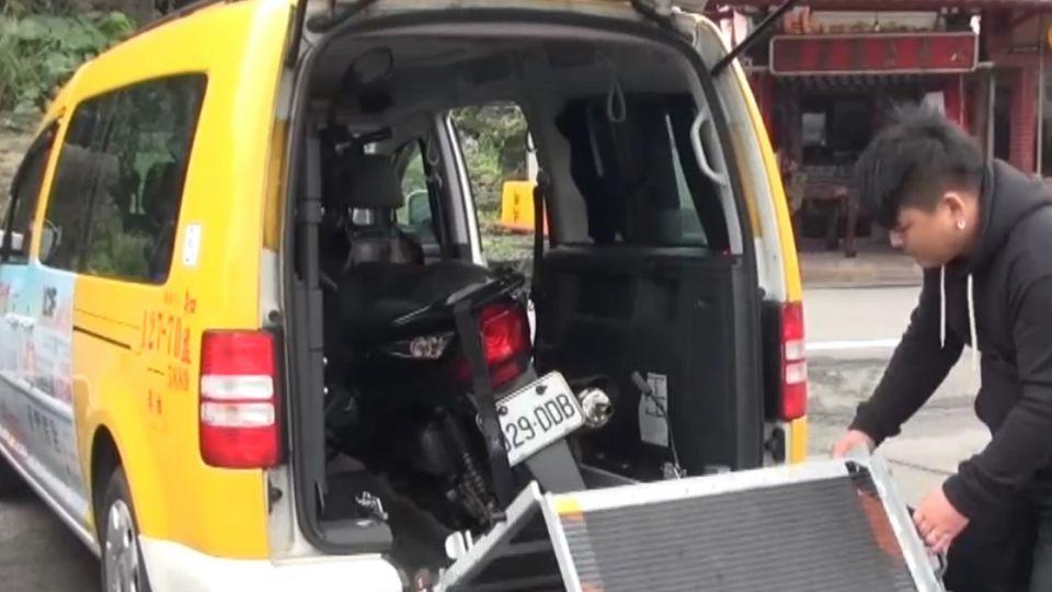 【影片】全台第一輛! 防酒駕小黃「載客同時載車」