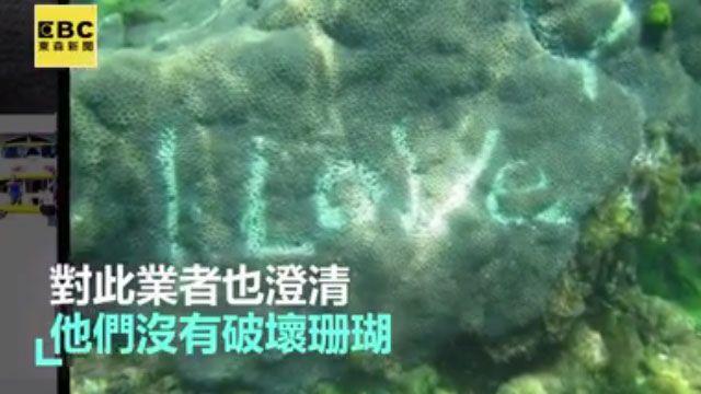 浮潛業者為攬客破壞珊瑚?真相竟是...