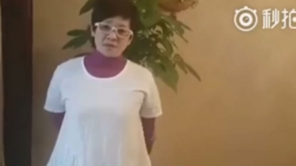 毒舌罵「滾」遭湖南衛視撤換  柯以敏:拒內定被報復