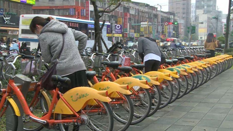 Youbike年增60站! 每站距離將縮為350公尺